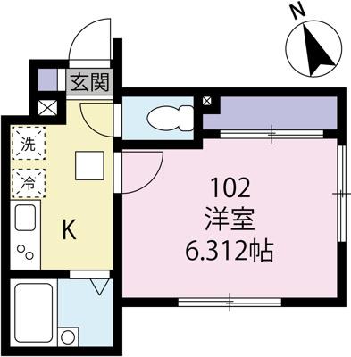 【キッチン】カーサ ヒロ