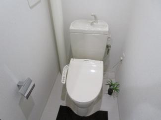 【トイレ】クレスト南浦和