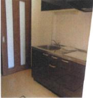 【キッチン】【一棟売りアパート】熊谷市◆築浅物件