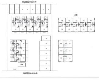 【一棟売りアパート】熊谷市◆築浅物件