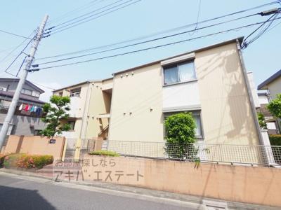 【外観】ADONIS HOUSE