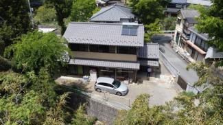 甲府中心地より少しだけ標高が高い為、夏場はとても涼しく、過ごしやすいご住宅です。