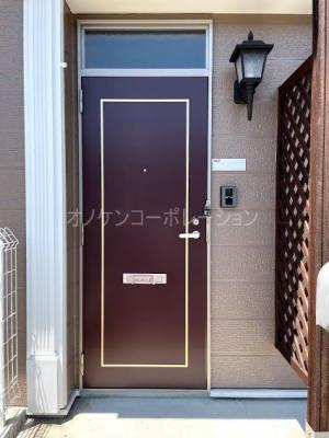【玄関】オマージュ壱番館