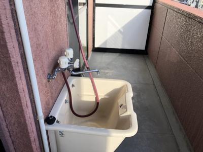 ペットの洗い場