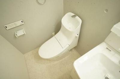 【トイレ】リッツ相模大野