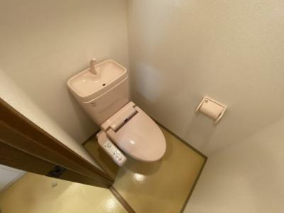 【トイレ】レイズマンション