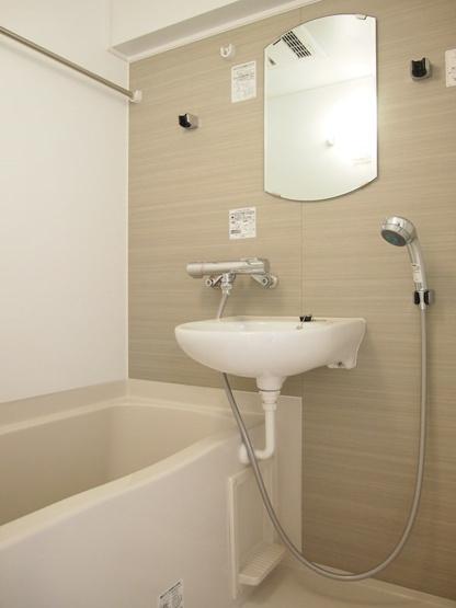 【浴室】ルーブル目黒不動前