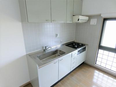 【キッチン】ハートランドビル