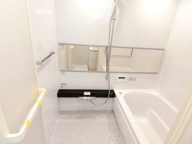 【浴室】セザールお花茶屋