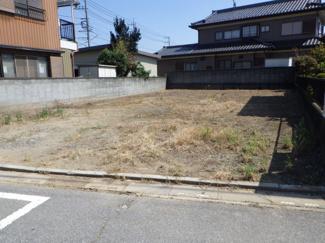 【外観】栗橋70坪 土地