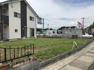 【外観】埼玉県桶川市川田谷分譲地 6号区画 土地