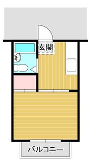茨木台マンション
