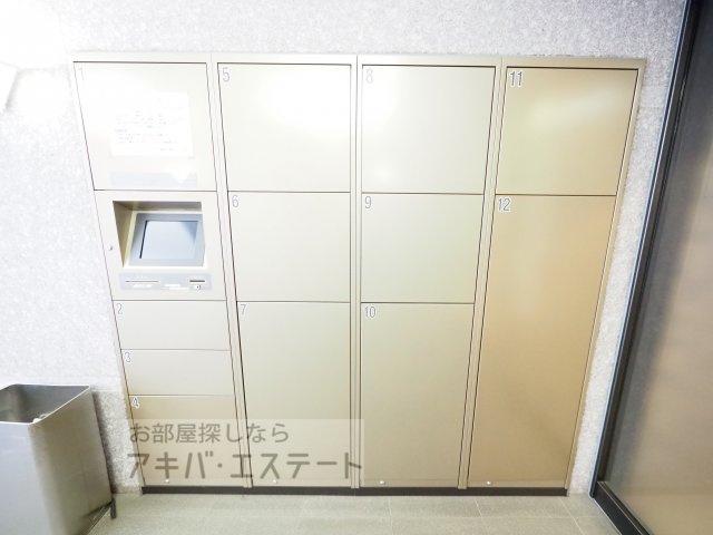 【設備】ルーブル神楽坂弐番館