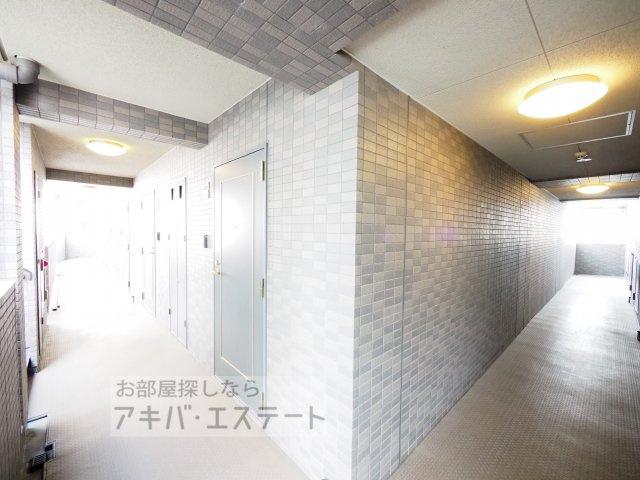 【その他共用部分】ルーブル神楽坂弐番館