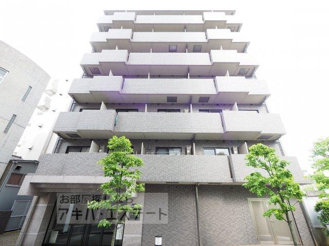 【外観】ルーブル神楽坂弐番館