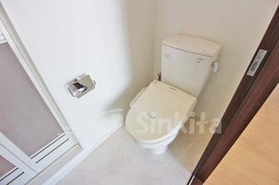 【トイレ】フィール三国