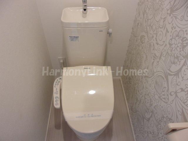 デルソルイケブクロのトイレ