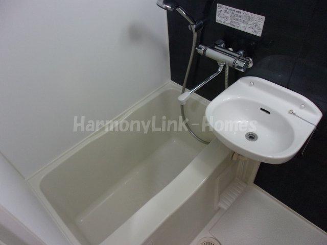 ハーモニーレジデンス池袋の落ち着いた空間のお風呂です