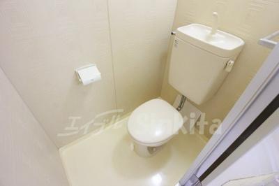 【トイレ】マンション翠