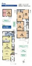 南田中2丁目 6690万円 新築一戸建て【仲介手数料無料】の画像