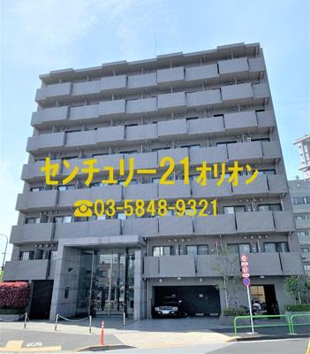 【外観】ルーブル練馬弐番館