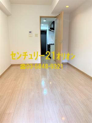 【居間・リビング】ルーブル練馬弐番館