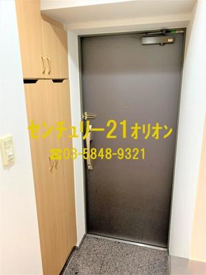 【玄関】ルーブル練馬弐番館