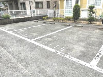 【駐車場】ジュアン壱番館
