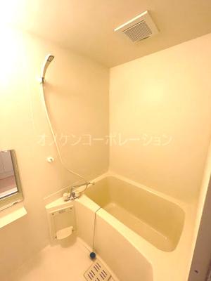 【浴室】ジュアン壱番館