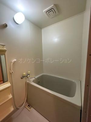 【浴室】アメニティカスガⅠ