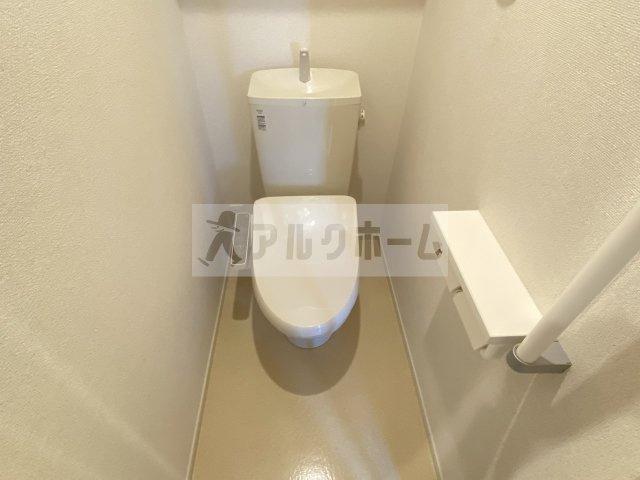 ランドスカイ トイレ