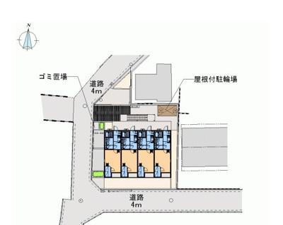 【区画図】ピエノ フィオーレ
