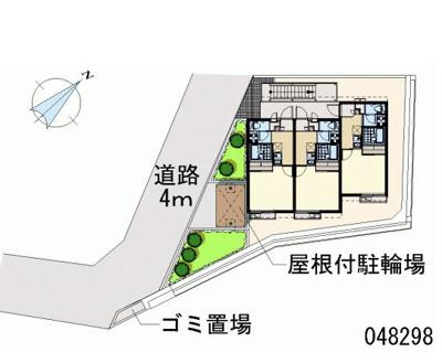 【区画図】プリムラ6