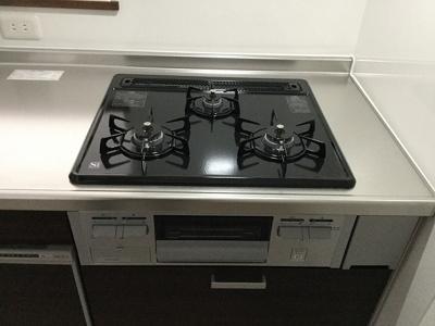 【キッチン】今福西コーポ