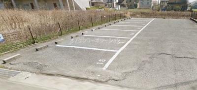 【駐車場】ハイツサンライフD