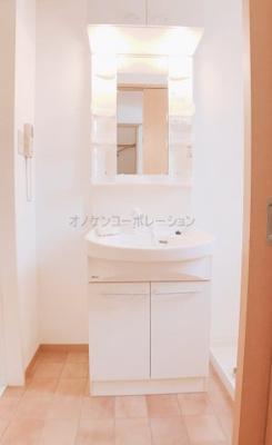 【独立洗面台】コンフォート大島ⅡC