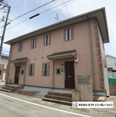 【外観】コンフォート大島ⅡC