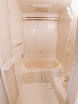 【浴室】コンフォート大島ⅡC