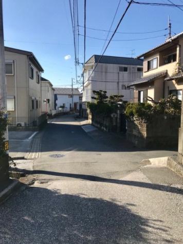 【前面道路含む現地写真】大津乙