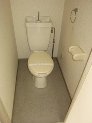 【トイレ】レバレンス一の宮