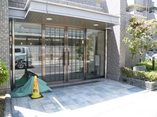 【玄関】ローレルコート塚口町