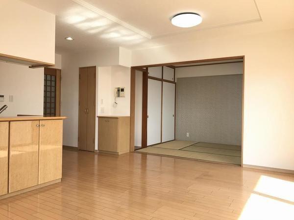 【居間・リビング】トーカンジェネラス高宮イーストステージ