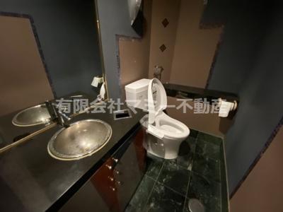 【トイレ】西新地店舗N