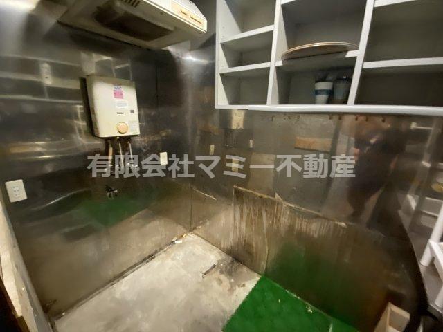 【キッチン】西新地店舗N