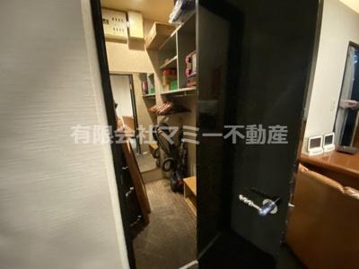 【収納】西新地店舗N