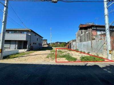 【外観】鳥取市吉方温泉2丁目土地
