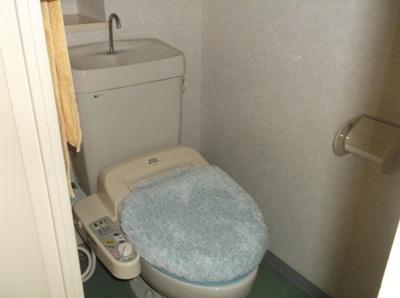 【トイレ】パル明石魚住スカイマンション 明石市 魚住町西岡