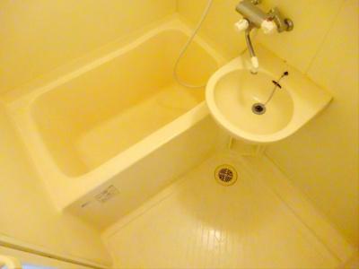 【浴室】ガラシティ駒沢大学