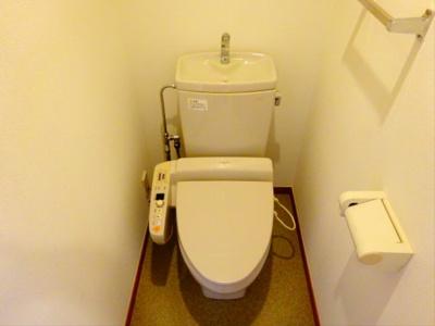 【トイレ】ガラシティ駒沢大学
