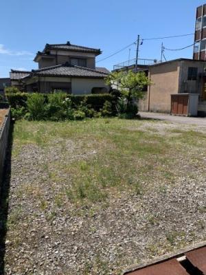 【外観】本江新町売地